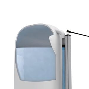 magnetostrictive BTL sensor